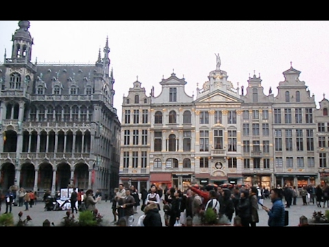 Brussels. Capital of the European Union. Belgium