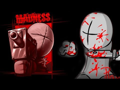 BEST FREE POINT AND CLICK GAME! Alone in The Madness