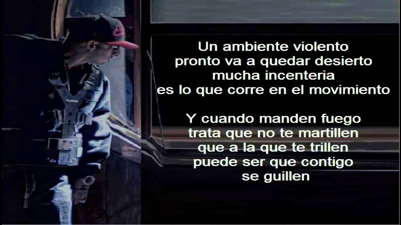 En Mi Barrio LETRA U00d1engo Flow YouTube