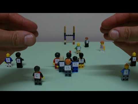 ASMR - Rugby League - Australian Accent - Whispering & Using Lego Men to Explain Rugby League