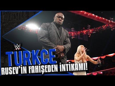 WWE RAW Türkçe