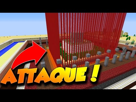 100 JOUEURS VS 1 BASE ULTIME - FACTION Minecraft