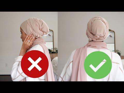 Volume Hijab Tutorial with Underscarf | simplyjaserah - YouTube