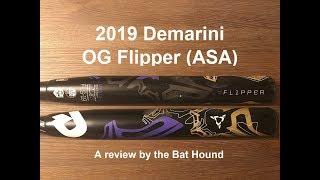 2019 Demarini OG Flipper (ASA) - Bat Review