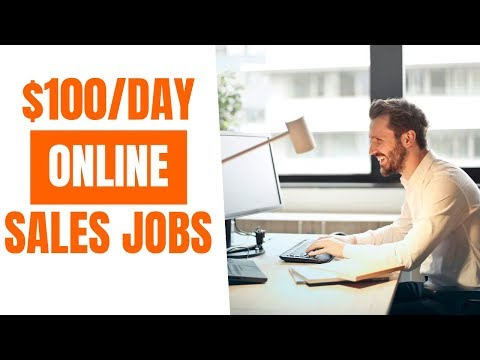 20+ Work-From-Home Sales Jobs Hiring NOW 2019