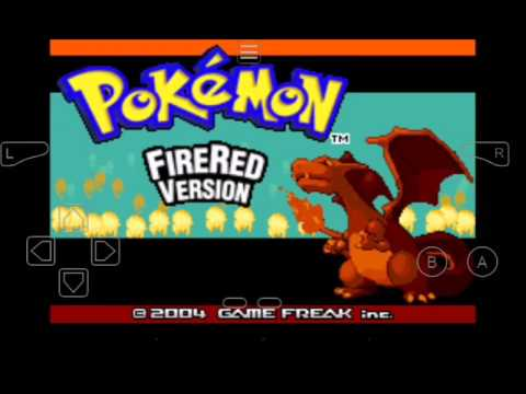 Pokemon Fire Red Cheats 100% Working