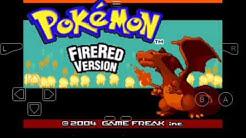 Pokemon Fire Red Cheats 100% Working