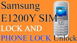 How to unlock samsung phone with password