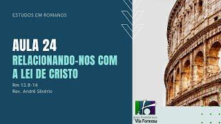 ROMANOS 13.8-17