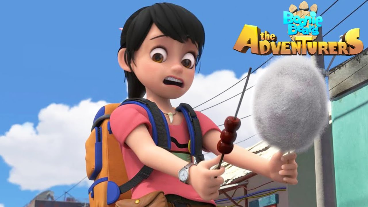 Download Boonie Bears · The Adventurers | 【New Episodes】 Deja Who | EP2 | Cartoon for kids