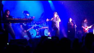 "MOONSPELL ""VAMPIRIA & AN EROTIC ALCHEMY"" (LIVE IN BARCELONA 7-12-2011)"