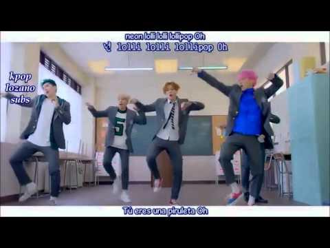 [MV] IMFACT - (롤리팝)- Lollipop (sub español hangul romanizacion)