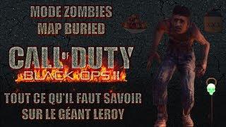 Black Ops 2 : mode zombie | Buried : tout ce qu