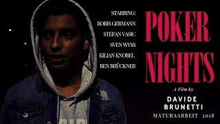 Poker Nights - Maturaarbeit 2018