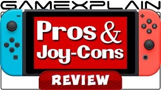 Nintendo Switch REVIEW - Pros & Joy-Cons