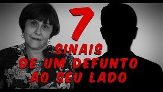 7 sinais de um DEFUNTO ao seu lado por Márcia Fernandes !! thumbnail