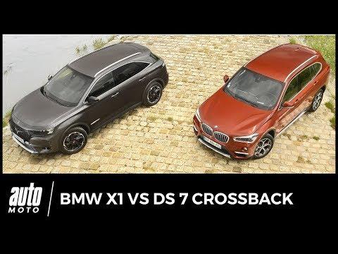 BMW X1 vs DS 7 Crossback : Premium qui peut…