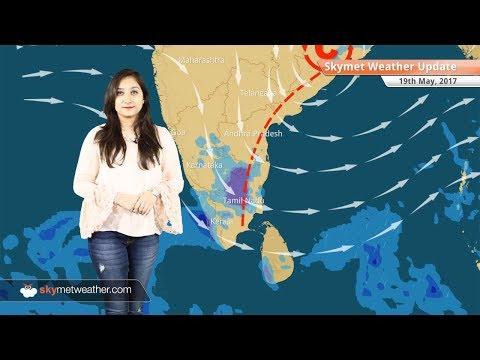 Weather Forecast for May 19: Rain in Bengaluru, Chennai; thunderstorm in Haryana, Rajasthan