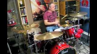 Black Betty - Ram Jam - Drum Cover By Domenic Nardone