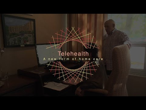 Telehealth: A new form of home care