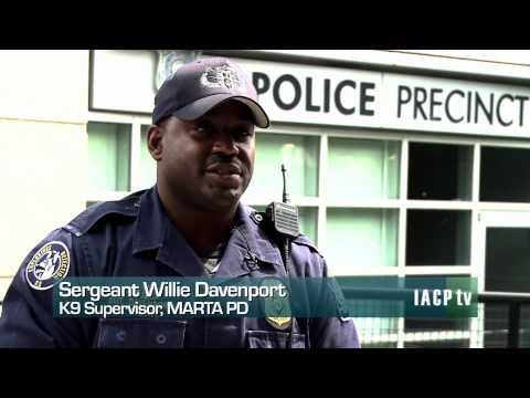 MARTA Police in Atlanta, Georgia, Work with TSA to Keep Transit Safe