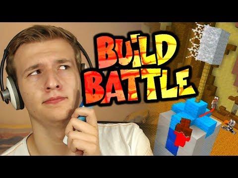 MINECRAFT: MOJA ČETKICA ZA ZUBE ( Minecraft Build Battle )