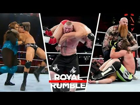 Download WWE Royal Rumble 27 January 2019 Highlights   WWE Royal Rumble 27/01/19 Highlights Royal rumble live