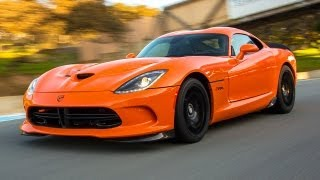 Ralph Gilles Talks Viper TA! Plus Dodge Challenger and NYIAS Round Up - Wide Open Throttle Ep 59