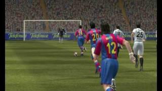IMPOSSIBLE GOAL !!! - ( Pro Evolution Soccer 2008 )