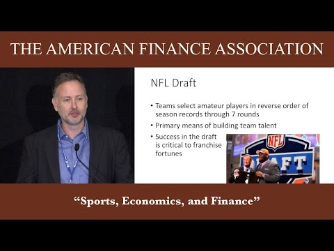 Sports, Economics, and Finance