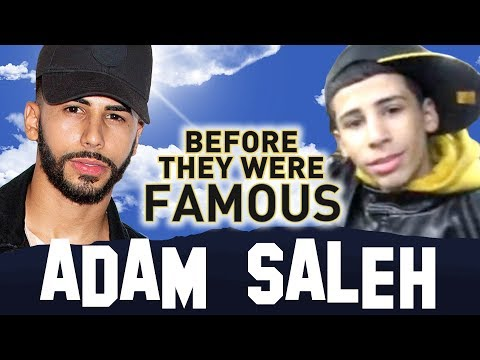 ADAM SALEH   Before They Were Famous   YouTuber Biography