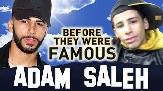 ADAM SALEH | Before They Were Famous | YouTuber Biography