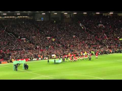 Manchester United V Liverpool (This Is The One)