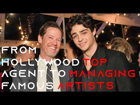 From Hollywood top agent to managing famous artists | Nick Styne | Definition Entertainment |