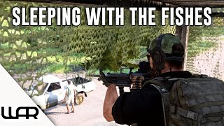 Arma 3 Milsim - Sleeping with the Fishes - Praetorian Security Operations