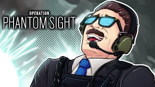 Operation Phantom Sight ** Funny Moments ** - Rainbow Six Siege