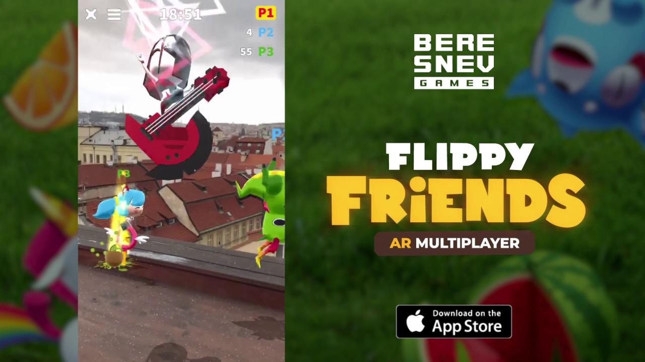 Flippy Friends AR