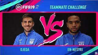 ¿Quién es el mejor jugador de FIFA 19 del CD Leganés?