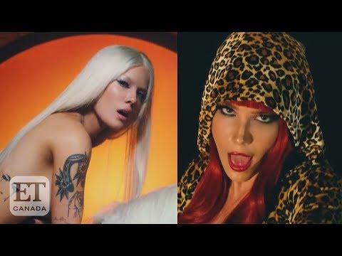 Halsey Talks Shania, Gaga, Xtina References In 'You Should Be Sad'