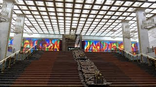 видео Центральный музей Великой Отечественной войны на Поклонной горе