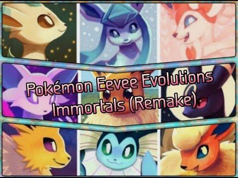 Pokémon Eevee Evolution - Immortals (Remake)