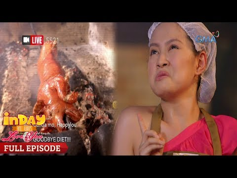 Inday Will Always Love You: Happylou, ang reyna ng lechon