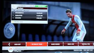How to Update Squads - FIFA 12