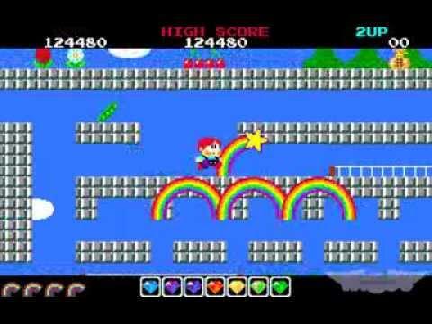 Amiga Longplay: Rainbow Islands