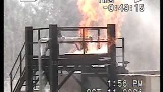 LNG JET FIRE / POOL FIRE BY MICHAEL MOORE