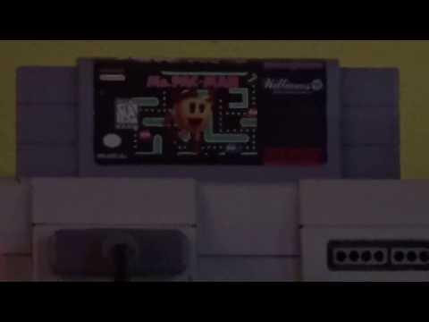 Ms Pac Man Ending Screen