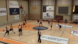 U17 1 Divari BC Nokia Karhu Basket 2 12 2018