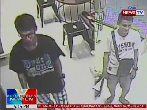 BP: Pagnakaw ng 2 lalaki sa mamahaling shades, nahuli-cam