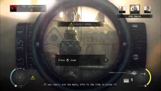 Hitman: Absolution - Early Walkthrough (Chapter 20) Absolution! - The Finale