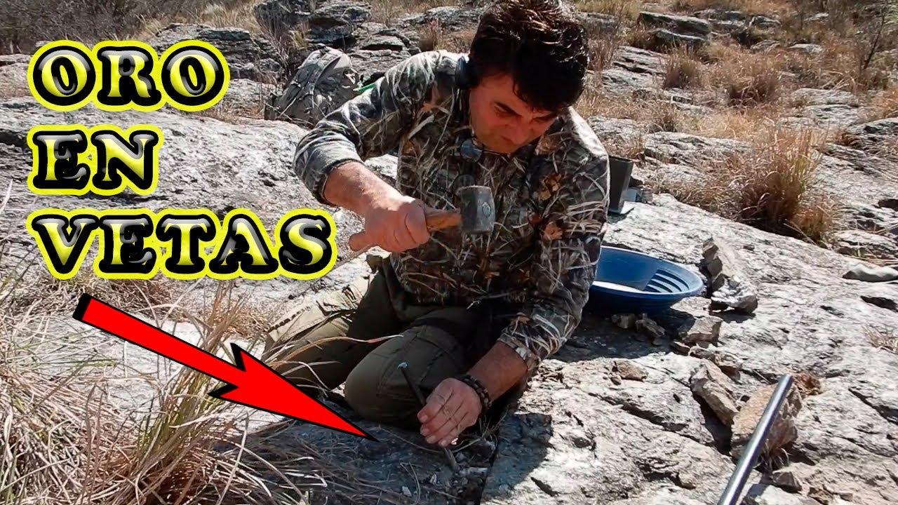 Como Descubrir Oro En Vetas De Cuarzo Fiebre Del Oro Gold Rush 19 Youtube